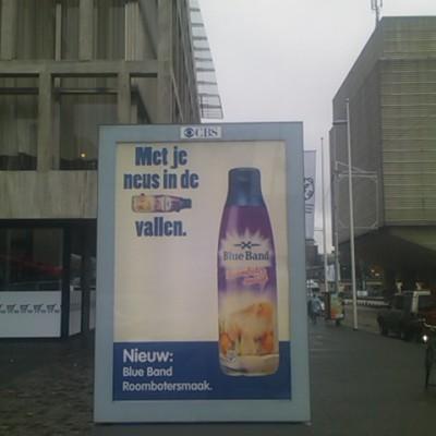reclame voor nepboter