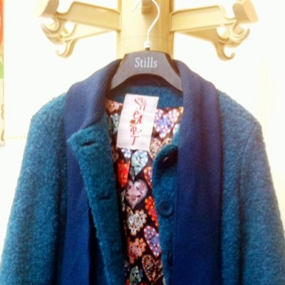 De jas van Carola