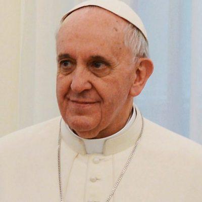 De paus - is hij roomser dan Carola?